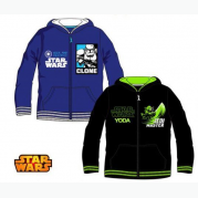 MIKINA STAR WARS 4A BLUE