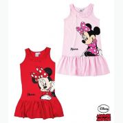 ŠATY MINNIE 10A  PINK