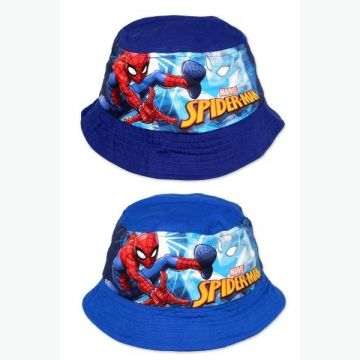 KLOBOUČEK SPIDERMAN DARK BLUE