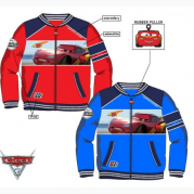 MIKINA CARS 3A RED