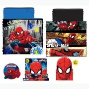 NÁKRČNÍK SPIDERMAN FLEECE