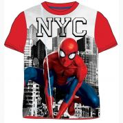 TRIČKO SPIDERMAN NYC 6A RED