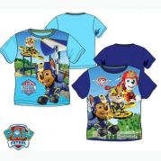 TRIČKO PAW PATROL LIGHT BLUE
