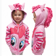 MIKINA MY LITTLE PONY PINK
