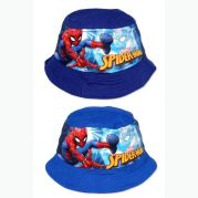 KLOBOUČEK SPIDERMAN LIGHT BLUE